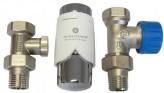 Прямой термостатический комплект Schlosser GZ1/2xGW1/2 (602200006)