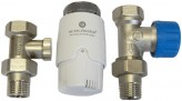Прямой термостатический комплект Schlosser GZ1/2xGW1/2 (602200010)