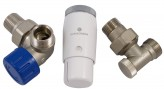 Осевой левый термостатический комплект Schlosser Standart Mini (602200038)