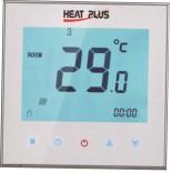 Недельный программатор для пола Heat Plus iTeo4 sensor white