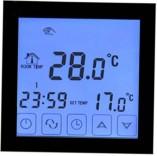 Сенсорный программатор теплого пола Heat Plus BHT-323GB sensor black