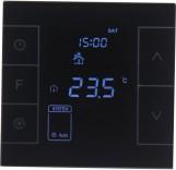 Сенсорный программатор теплого пола Heat Plus M7.716 sensor black