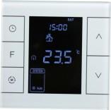 Сенсорный программатор теплого пола Heat Plus M7.716 sensor white